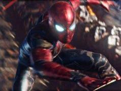 El nuevo traje en Spider-Man 2
