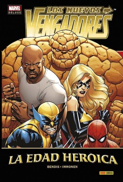 Los Nuevos  Vengadores de Brian Michael Bendis aparecerán en Vengadores 4