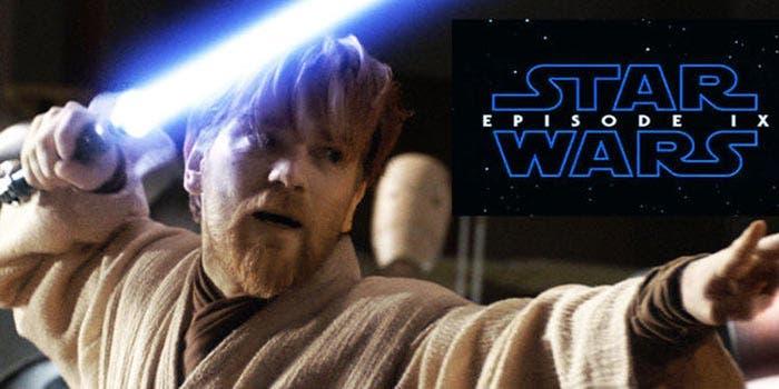 Obi-Wan Kenobi (Ewan McGregor) en Star Wars 9