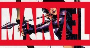 Kate Bishop como Ojo de Halcón en Marvel Studios