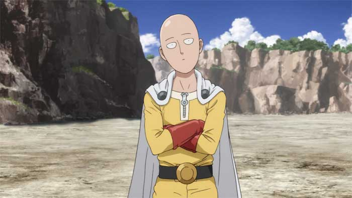 one punch man temporada 2