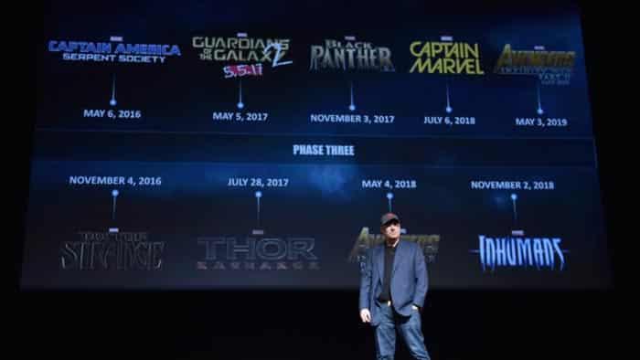 Los grandes planes de Marvel Studios tras Vengadores 4 (2019)