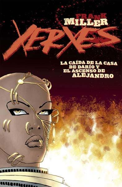 'Xerxes. La caída de la casa de Darío y el ascenso de Alejandro Magno', el regreso deFrank Miller al universo de 300