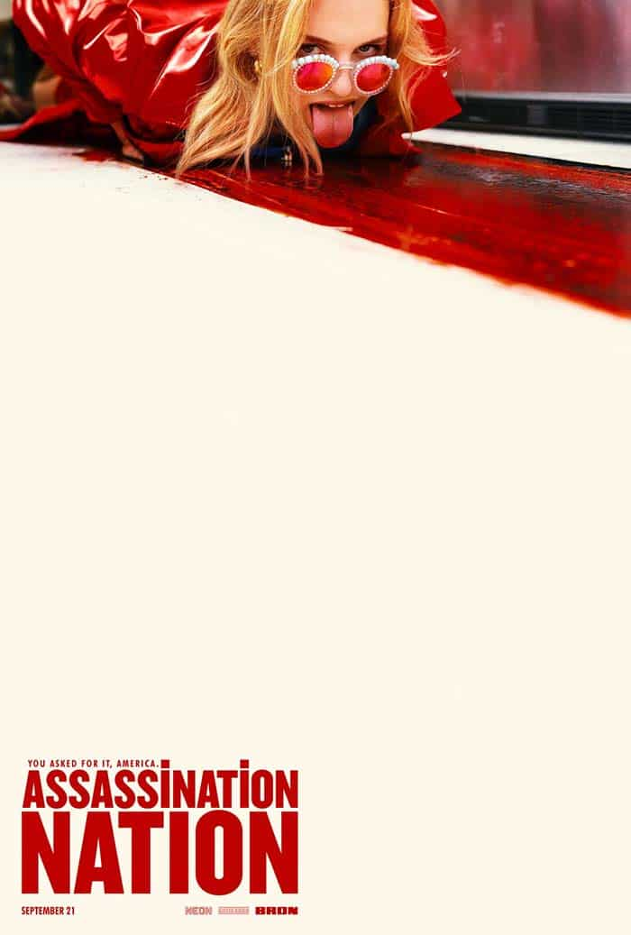 Póster de Assassination Nation (2018)