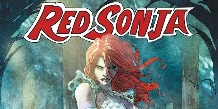 Red Sonja: A mundos de distancia