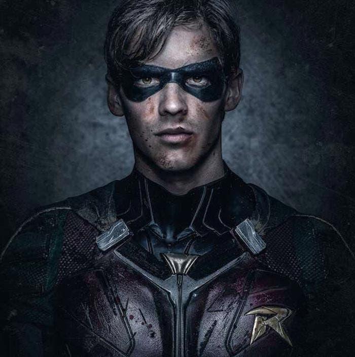 Robin en la serie Titans (DC Universe)