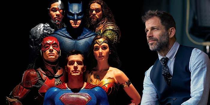 Snyder Cut de la Liga de la Justicia