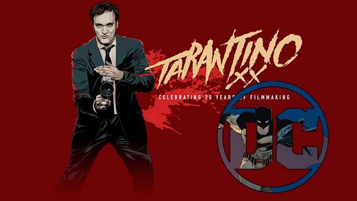 Quentin Tarantino en DC Comics