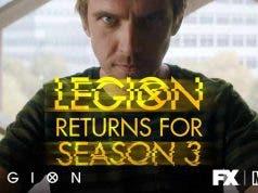 La temporada 3 de Legión (X-Men)