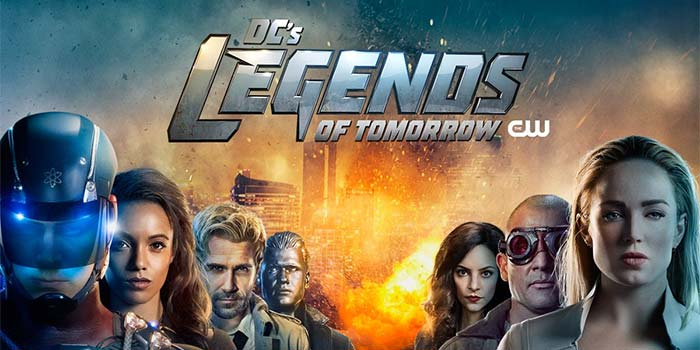 Legends of Tomorrow 4x03 Espa&ntildeol Disponible