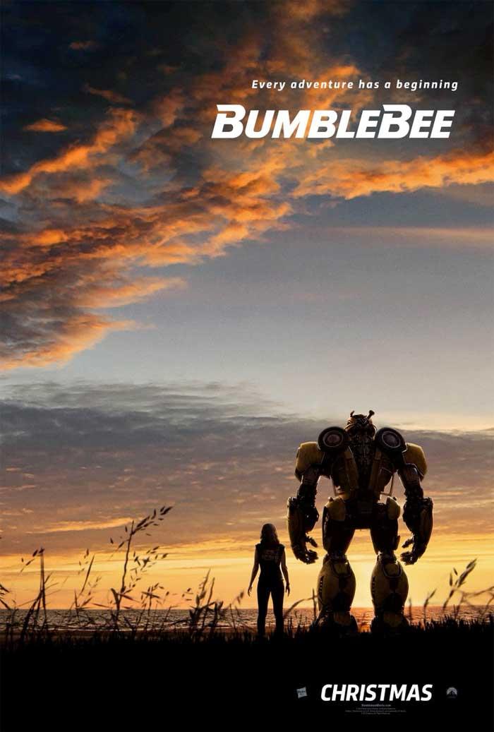 Tráiler de Bumblebee - Saga Transformers