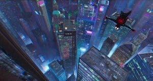 Tráiler de Spider-Man: Un nuevo universo (2018)
