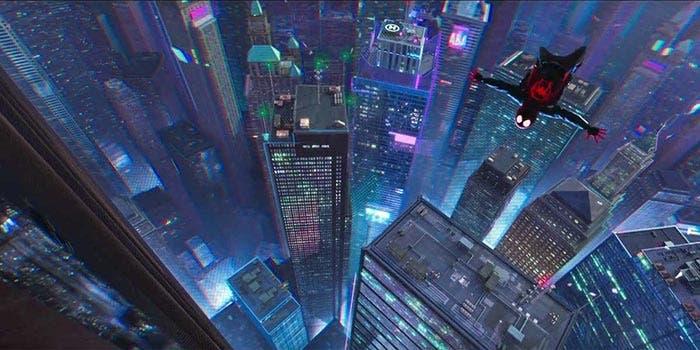 ¿Spider-Man: Un nuevo Universo triunfará en China como Venom?