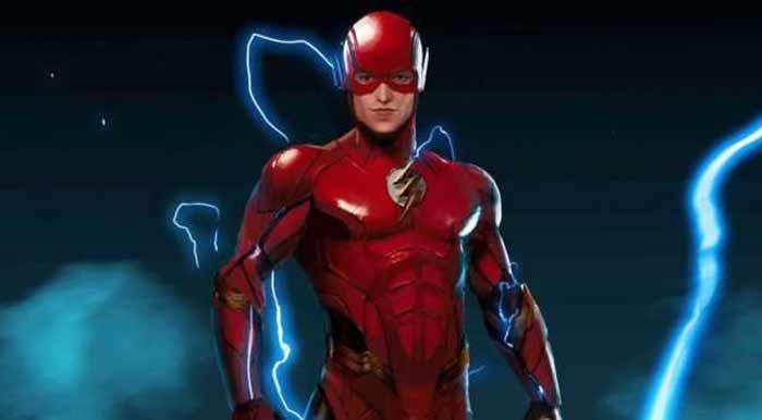 Traje alternativo de Flash en la Liga de la Justicia
