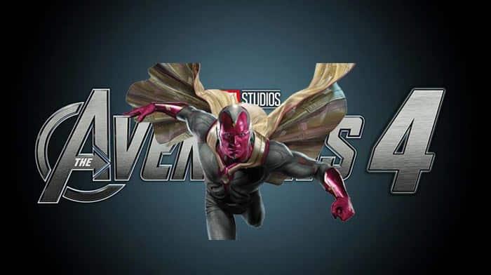 Visión (Vengadores 4) será mucho más poderoso.