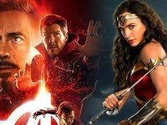 Vengadores: Infinity War vs Liga de la Justicia