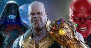 Villanos Universo Cinematográfico Marvel