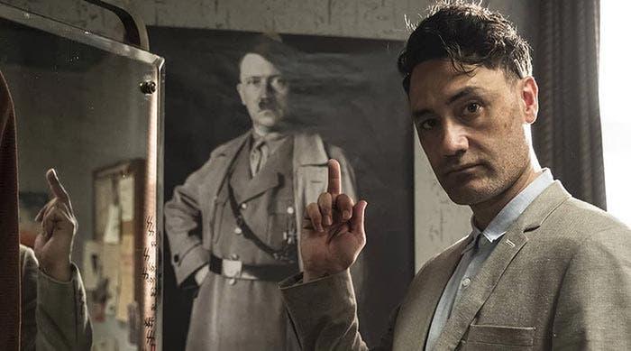 Waititi y Hitler