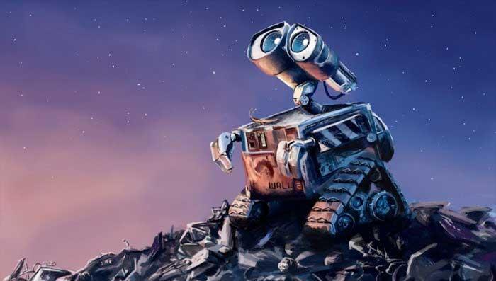 Walle-e de Pixar Studios no merece una secuela.