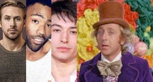Donald Glover, Ezra Miller o Ryan Gosling Willy Wonka