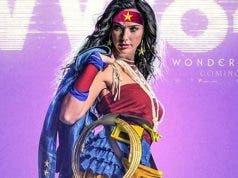 Fan art de Wonder Woman 1984
