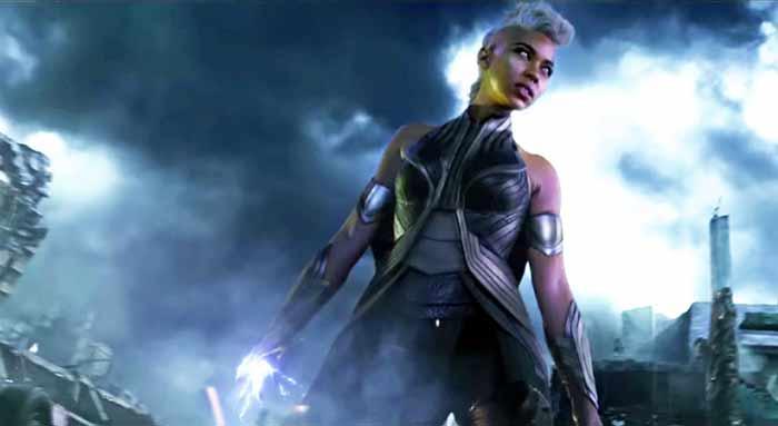 Alexandra Shipp Tormenta de los X-Men