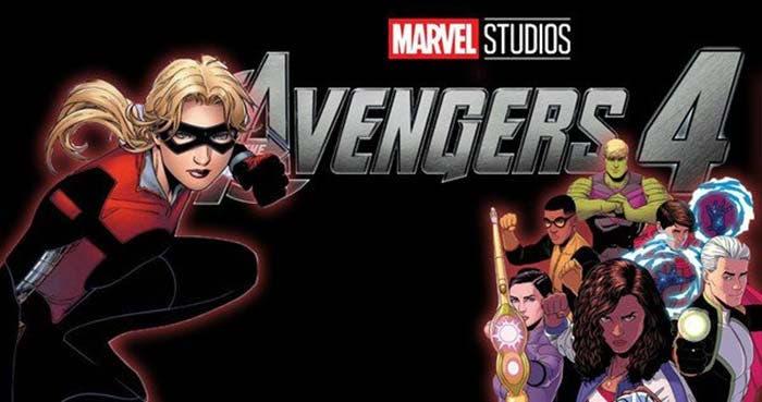 Young Avengers (Marvel Studios)