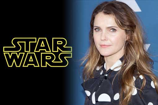 Keri Russell Star Wars