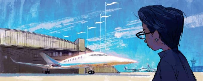 The Art of Incredibles 2 (Los increíbles 2) visual development concept art 16
