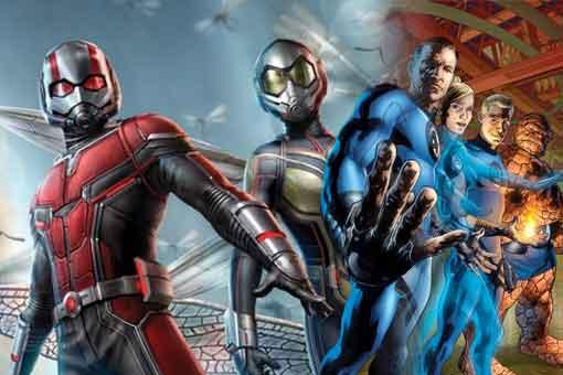 ant-man fantastic four