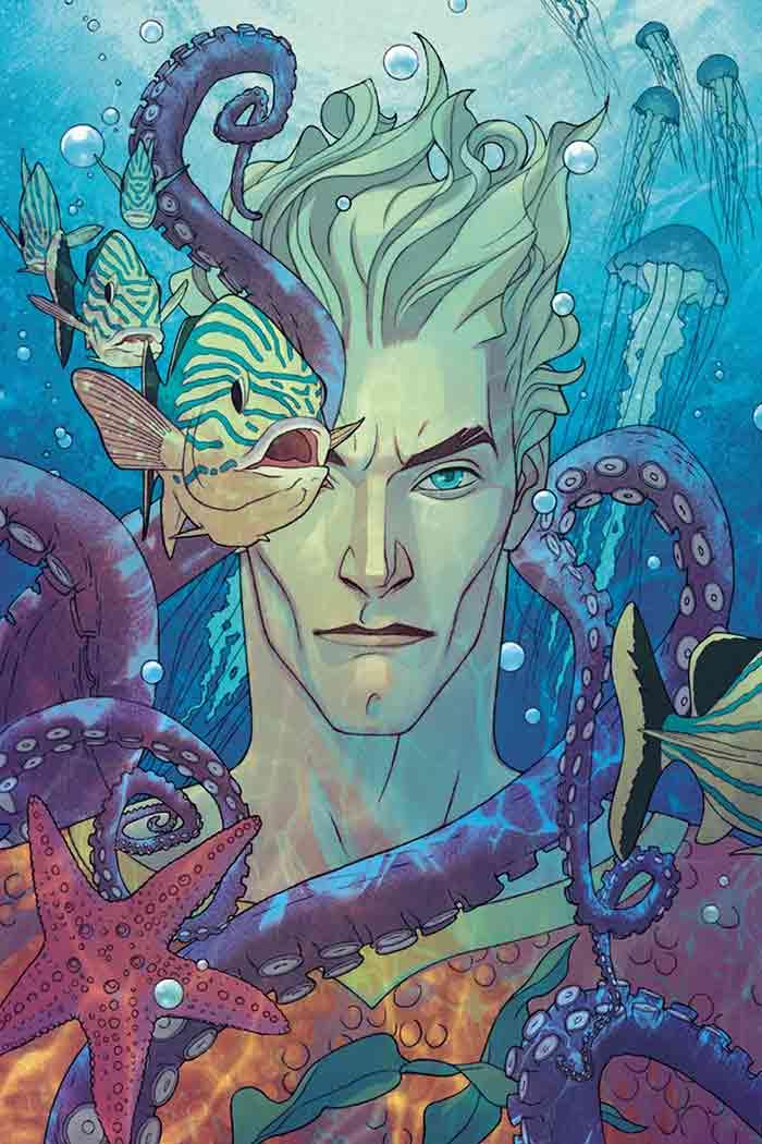 Aquaman, de Kelly Sue DeConnick | Comic Con 2018