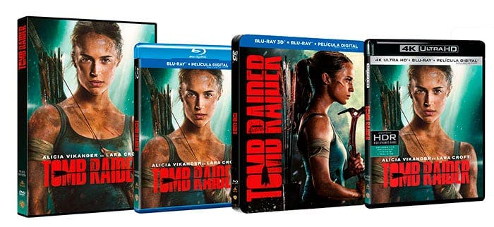 box Tomb Raider