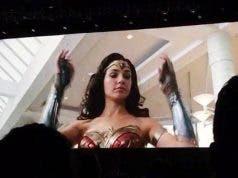Tráiler de Wonder Woman 1984 en la Comic Con 2018