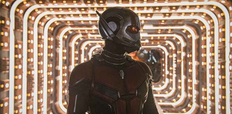 Crítica de Ant-man y la avispa de Marvel