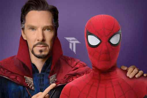 doctor strange spider-man