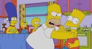 El final de Los Simpson