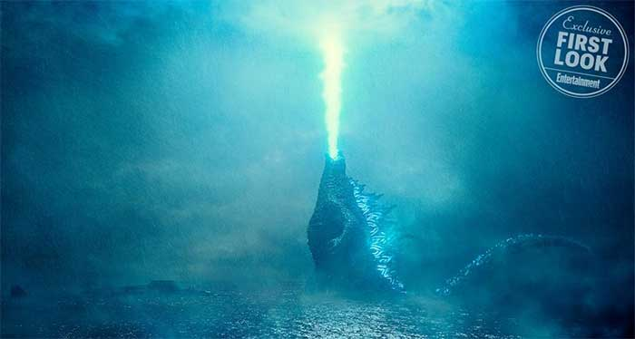 Godzilla: King of the monsters con Vera Farmiga