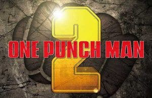 Logotipo de la temporada 2 de One Punch Man