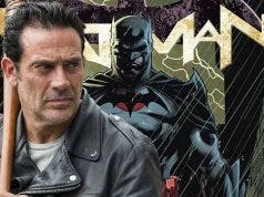 Jeffrey Dean Morgan como Batman en Flashpoint
