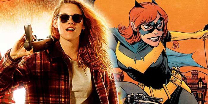 Kristen Stewart podría ser Batgirl