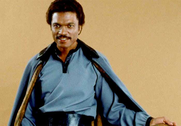 Billy Dee Williams Lando Calrissian Star Wars IX