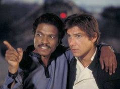 Billy Dee Williams Lando Calrissian Star Wars 9