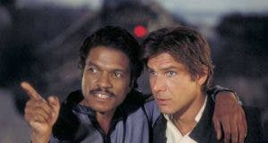 Billy Dee Williams Lando Calrissian Star Wars 9