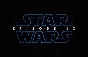 Logotipo de Star Wars 9