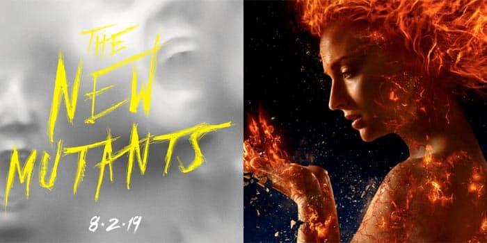 ¡Hay esperanza para X-Men: Fénix Oscura y Los nuevos mutantes!