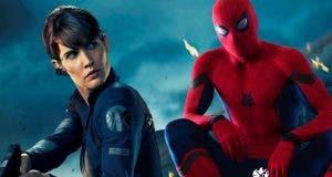 Maria Hill estará en Spider-Man: Far From Home (2019)