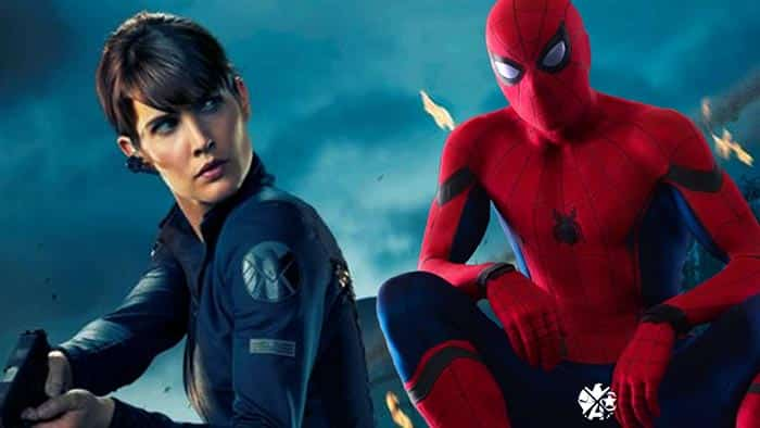 Maria Hill estará en Spider-Man: Far From Home (2019)