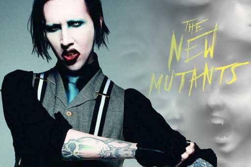 Marilyn Manson Los Nuevos Mutantes