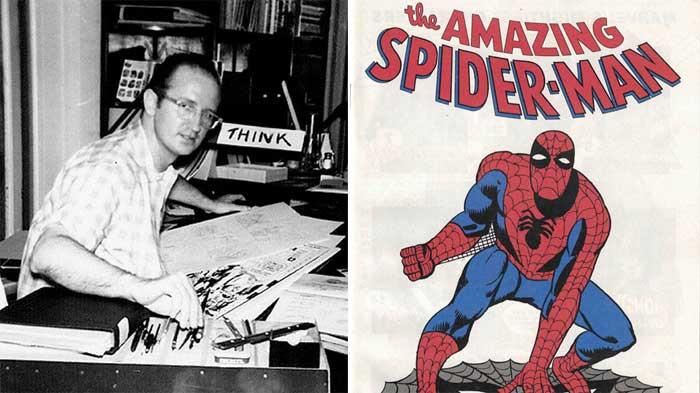 steve ditko muere spider-man