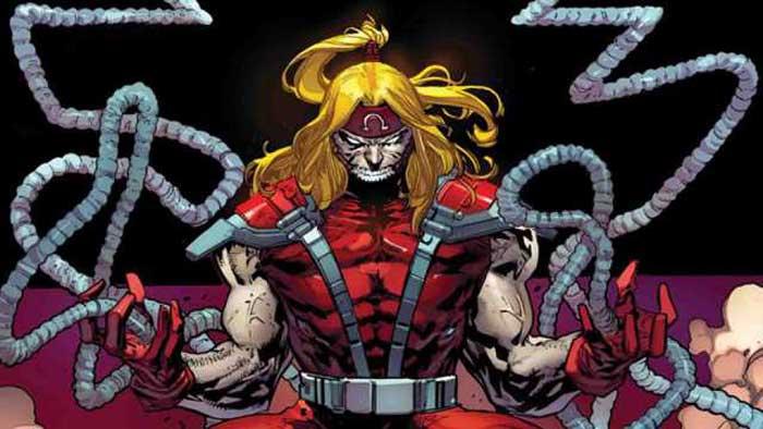 Omega Red saldría en la versión extendida de Deadpool 2 que prepara Fox